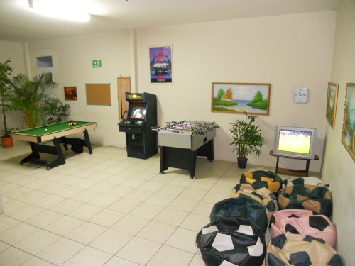 CONTACT CENTRE GAME ROOM DESIGNS