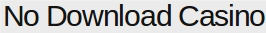 no download casino app