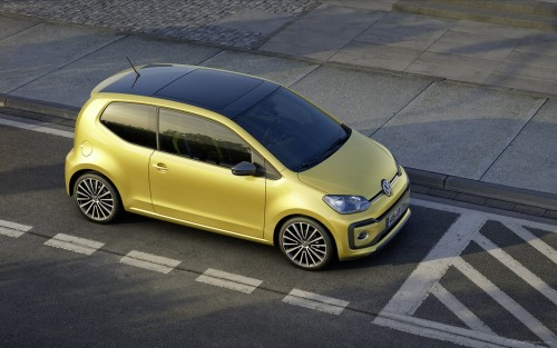 Volkswagen Up 2017 widescreen 10