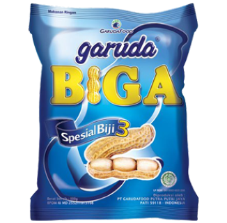 Garudafood.roasted three kernels biga