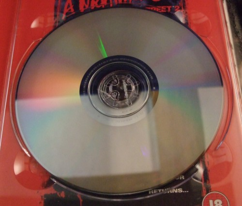 Nightmare on elm st collection dvd r2 d2 shiny