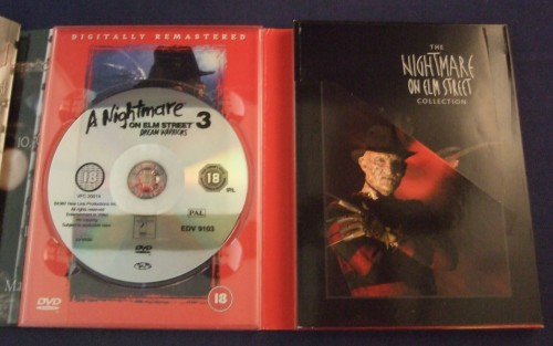 Nightmare on elm st collection dvd r2 open3