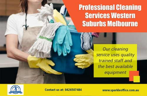 Professional Cleaning Services western suburbs Melbourne