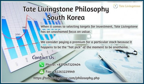 Tate Livingstone Philosophy South Korea