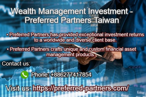 Wealth Management Investment Preferred Partners Taiwan