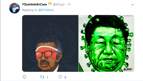 Screenshot 2020 04 15 Tedros Adhanom Ghebreyesus on Twitter The WHO has released a new update to its