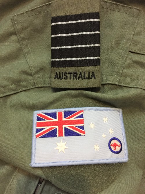 Patch – RAAF – Royal Australian Air Force Insign