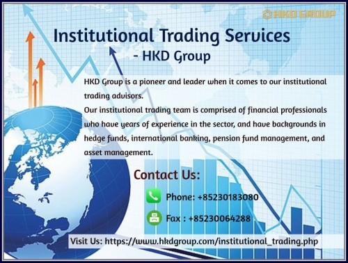 Institutional Trading Services HKD Group
