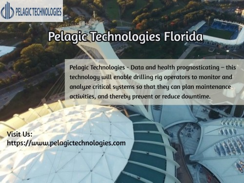 Pelagic Technologies Florida Data and health prognosticating