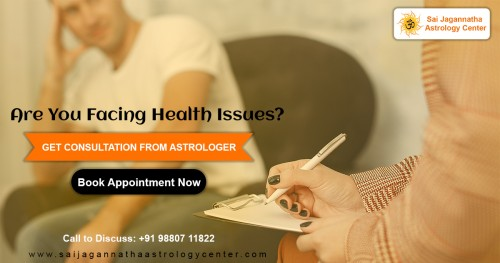 Sai Jagannatha Astrologer is well-known Best Astrologer in Bangalore who can solve many fondness difficulties which makes them very delighted through Astrology. Get Health related Horoscope remedies with astrologer.   Visit astrologer : https://saijagannathaastrologycenter.com